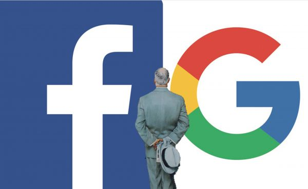 Faceboook, Google y Amazon en la mira